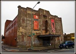 Howard theatre before