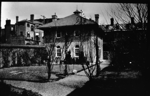 Heurich House Carriage House_c1925_Heurich House Musuem_HHM.png
